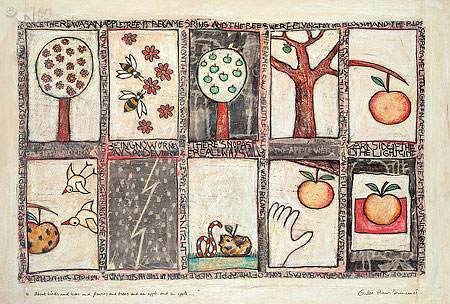 Hans P. Innemée - About birds and bees and flowers and trees and an apple