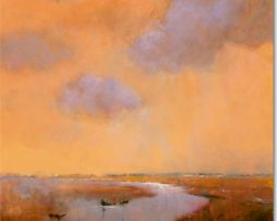 Jan Groenhart - Evening Sky
