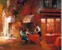 Willem Haenraets - Dinner for Two III