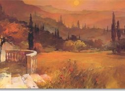 Willem Haenraets - Romantic Tuscany I