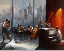 Willem Haenraets - Room with a View I
