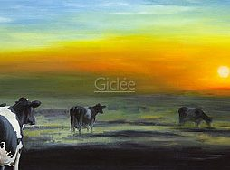 Geke Hoogstins - Sunset
