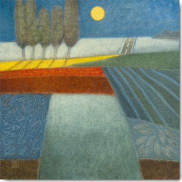 Rob van Hoek - Evening Shadows I
