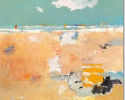 Jan Groenhart - Beach with Sails