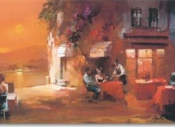 Willem Haenraets - Dinner for Two I