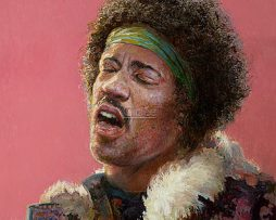 Rein Pol - Is it Jimi Hendrix?
